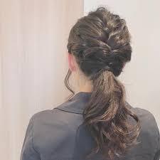 運動系の部活女子の崩れない髪型アレンジ12選ロングミディアムボブ