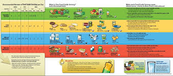 The Canadian Food Guide Chart Canada Food Guide Make Each Food Guide Serving Count