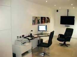 home office in garage. Photograph Of Bill Converted Garage Into A Home Office Ideas To Above In