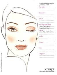 face charts for makeup face charts makeup artists mugeek face chart makeup
