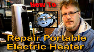 electric space heater wiring diagram electric how to repair a portable electric space heater on electric space heater wiring diagram