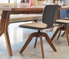 luxury swivel dining chair aye wharfside furniture
