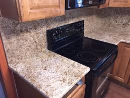 Colonial Gold Granite Kitchen Pistritto Marble Imports Inc Gallery