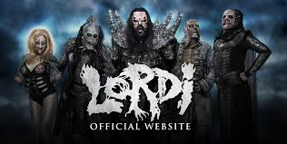 Lordi is a finnish hard rock band who rose to international fame after winning the european song contest with their song hard rock hallelujah. lordi has specialised in pyrotechnics and homemade. Lordi Official Website