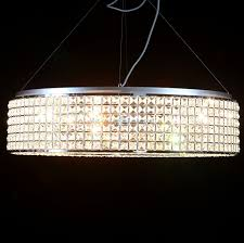extra large chrome round glamour chandelier bulbs