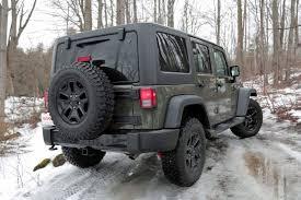 2016 Jeep Wrangler Willys Wheeler Review - AutoGuide.com News