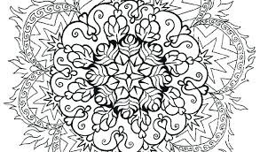 expert mandala coloring pages printable difficult page hard h