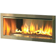 vent free electric fireplace how vented vs vent free electric fireplace