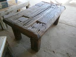 handmade coffee table coffee table handmade organic wood mosaic