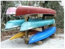 wood kayak rack outdoor kayak storage rack plans for wood kayak rack building an outdoor kayak