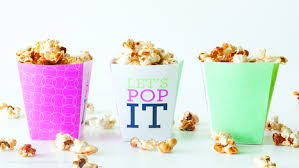 Image result for Printed Popcorn Boxes