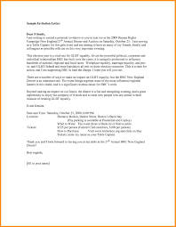 Invitation Letter Example New Formal Business Lunch Invitation