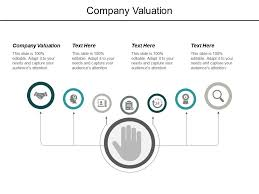 Company Valuation Ppt Powerpoint Presentation Outline Format