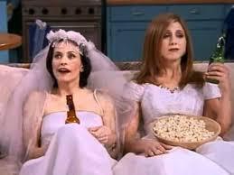Pheeps, Rachel and Monica - the <b>wedding</b> dresses - YouTube