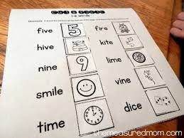 The above 40 worksheets will definitely enhance your child's reading ability. Worksheets For I E Words The Measured Mom