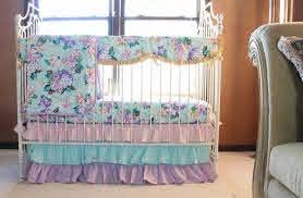 cordelia s girl baby bedding fl