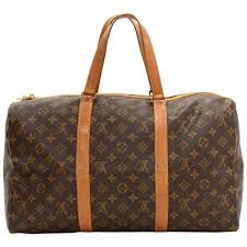 louis vuitton duffle bag. vintage louis vuitton sac souple 45 monogram canvas duffle travel bag for sale at 1stdibs a