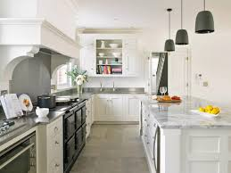 Natural Stone Kitchen Floor Top Modern Kitchen Flooring Materials Small Design Ideas
