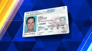 What Maine's Law Real Means Id For Drivers