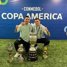 أخيراً.. ميسي يُتوج مع الأرجنتين بلقب بطولة كوبا أمريكا | رياضة | تقارير  وتحليلات لأهم الأحداث الرياضية من DW عربية | DW