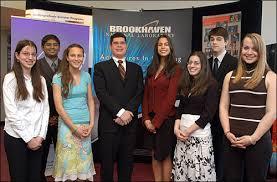 bnl newsroom  ward melville high school student wins first place  essay contest winners