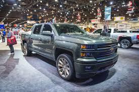 Chevy Silverado High Desert Concept: SEMA 2014   GM Authority