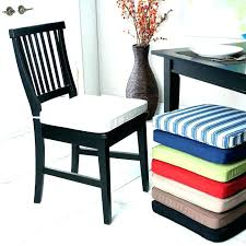 dining chairs cushion pads for dining chairs chair pads with ties seat cushions pad red