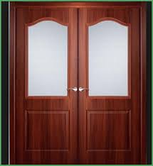 creative of interior wood doors with glass interior wood door with frosted glass panel interior home