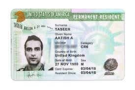 Usa A Of Uscis On Is Card Stack Expatriates - Number Information Green Exchange The Sensitive Piece