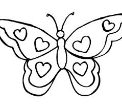 Color In Butterfly Butterfly Pictures To Color Butterfly Coloring