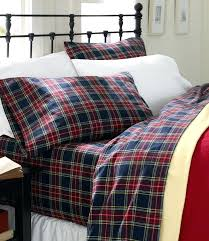 llbean comforter cover ll bean flannel plaid sheets need a set for the winter makes me