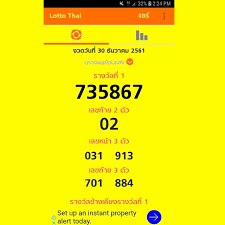 Thai Lottery Result Today 2019 Live for Android - APK Download