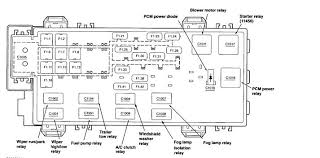 1994 ford ranger wiring diagram images 2003 ford ranger fuse diagram 2003 ford ranger 4x4 my trailer blew