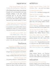 Gallery Of Best Resumes A Collection Of Quality Resumes By Signage