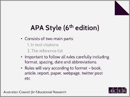 40 Research Proposal Apa Format 6th Edition Research