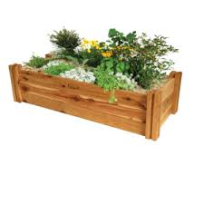 garden bed kit. Heritage Timber Modular Raised Garden Bed Kit