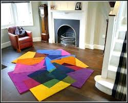 interior bright multi colored area rugs popular impressive rug on in pertaining to