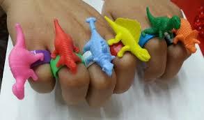 Vending Machine Ring Amazing Dinosaur RingTIHEL INDSUTRY COLMITED