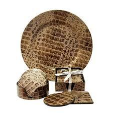 Виж над【64】 обяви за комплект подложки за чаши с цени от 1 лв. Podlozhki Za Chasha Kozheni Crock 6 Broya Podarci Ot Vip Gifts
