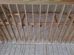 unvented attic assembly