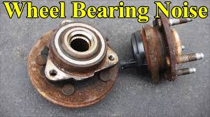 How To Check A Wheel Bearing (Sound, Play In The Wheel, Abs Light ...