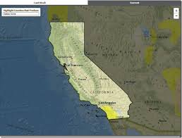 Lake Huron Water Levels Historical Chart California Has No Land In Drought Conditions And All