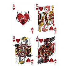 valve store playing cards