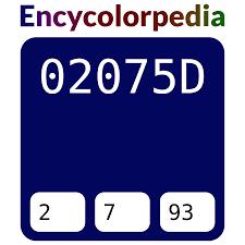Light Navy Blue Color Code Dark Navy 02075d Hex Color Code Schemes Paints