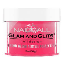 Glam And Glits Color Blend Acrylic Xoxo Bl3025