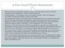 examples of good thesis statements examples good thesis statements related