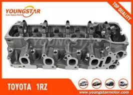 Engine Cylinder Head For TOYOTA 1RZ 11101-75012 ; TOYOTA Hiace 1RZ ...