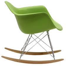 Rocking Chair Modern eames rocking chair rar rocker armchair retro modern lounge 5148 by uwakikaiketsu.us