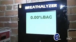 Breathalyzer Vending Machine Reviews Inspiration Should All Bars Have Breathalyzer Machines CNET