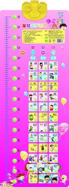 Wonderland Height Chart Children Wonderland Growth Chart Height Measure Kids Wall Sticker Buy Growth Chart Growth Wall Chart Kid Growth Chart Product On Alibaba Com